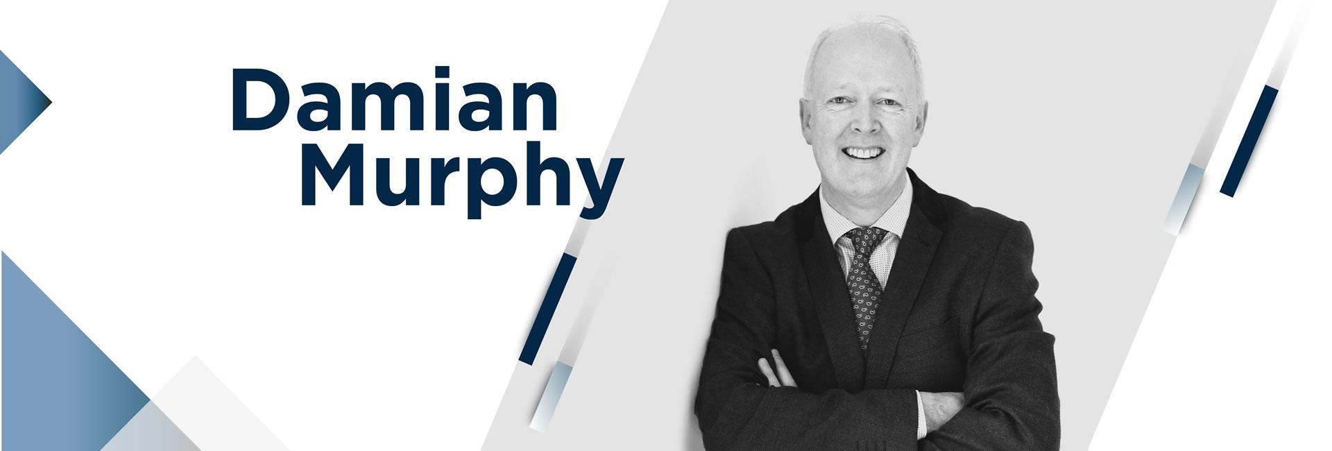 Damian Murphy Lean Six Sigma
